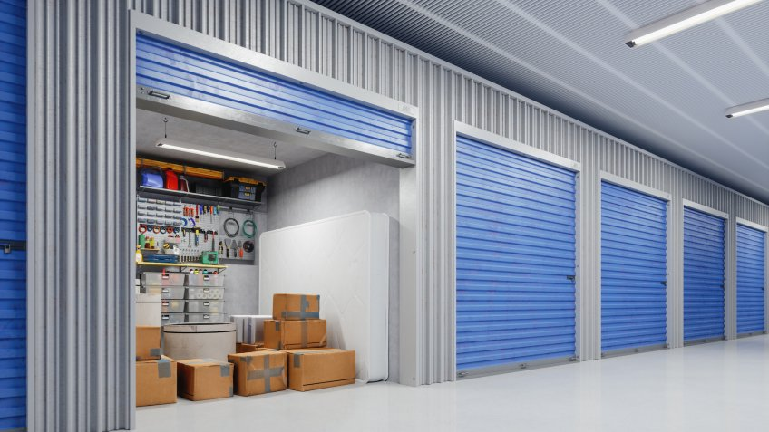 A guide to storage units