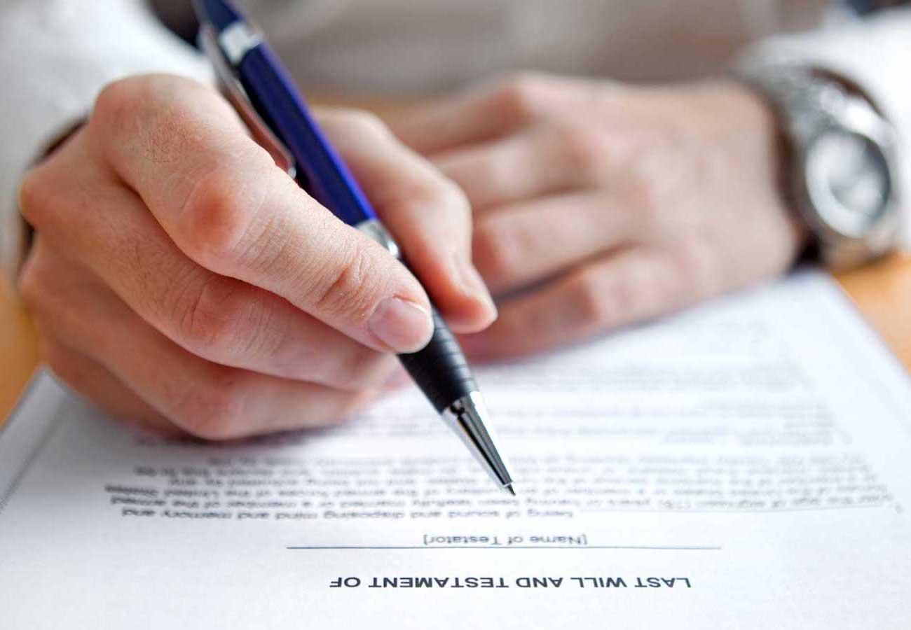 Reasons to hire a professional in Dubai to prepare a will